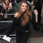Girls Aloud's Nadine Coyle took 3 pregnancy tests