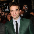 Robert Pattinson parties with E.L. James
