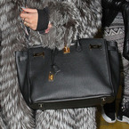 How did the Birkin bag come about?