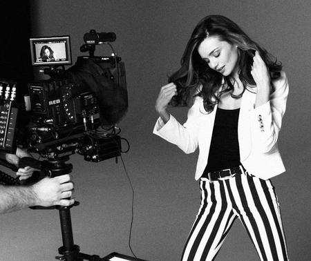 Miranda Kerr replaces Kate Moss as new face of Mango