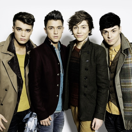 Union J - X Factor tour promo
