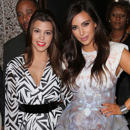 Kim and Kourtney Kardashian get keys to the city of North Miami