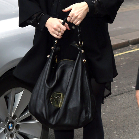 SPOTTED! Fearne Cotton's Mulberry hobo