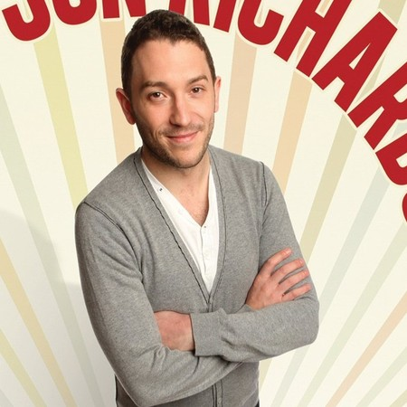 Jon Richardson Funny Magnet DVD cover
