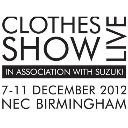 Clothe Show Live logo