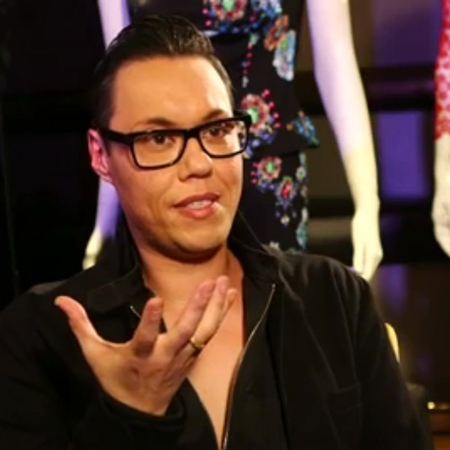 Gok Wan TU for Sainsbury's Christmas collection and party season styling advice - interview