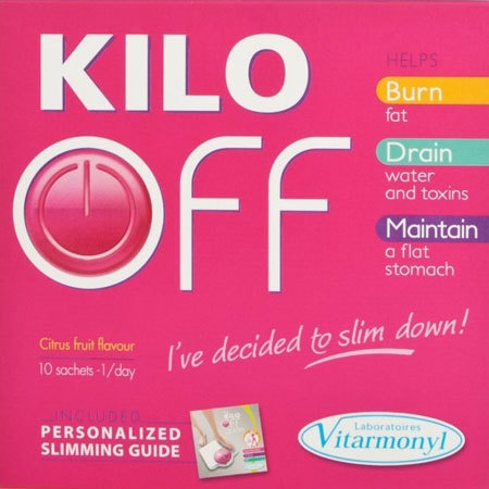 Kilo off dietary supplement