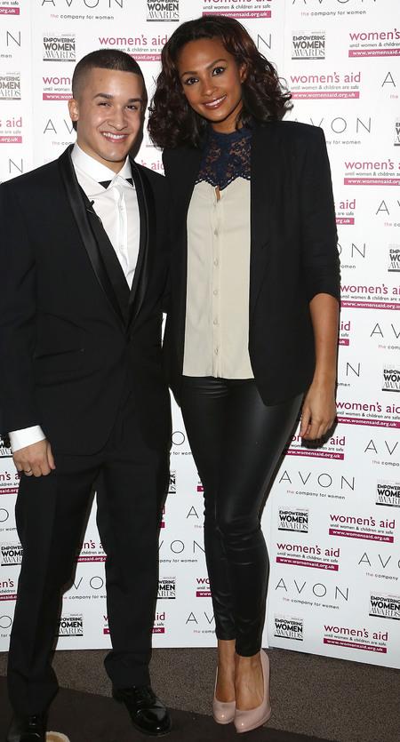 Masculine Fashion Trend Alesha Dixon