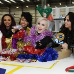 Little Mix make-up artist shares their beauty bag essentials