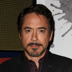 Celebrity tash of the day - Robert Downey Jr