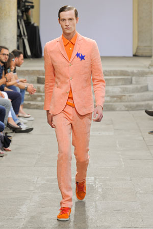 Trouser trends: try a new colour this summer