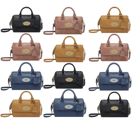 Mulberry Del Rey mini bags AW12