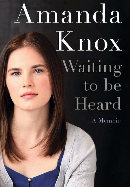 Amanda Knox book Waiting to be Heard