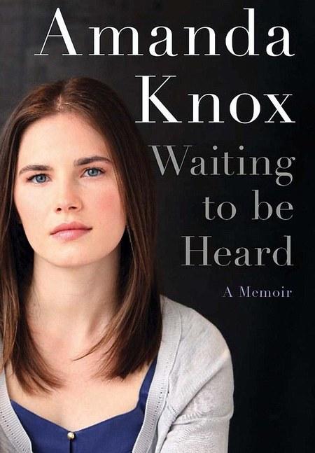 Amanda Knox book Waiting to be Heard