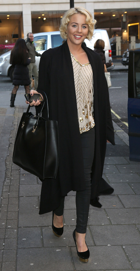 SHOP! Lydia Bright's sequin cape