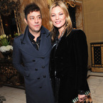 Kate Moss and Jamie Hince nail winter coat chic