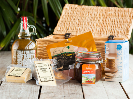 The Cornish man hamper