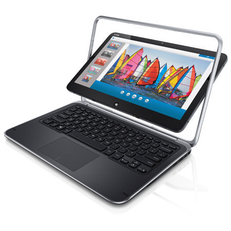 Dell XPS 12 laptop and tablet