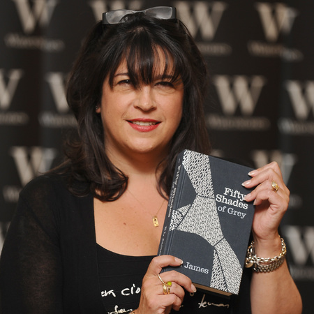 EL James fifty shades of grey author