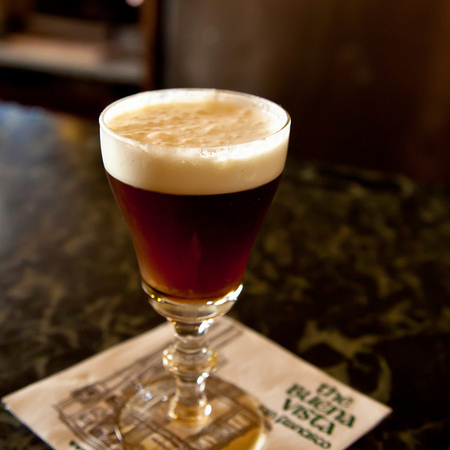 irish alcoholic coffee