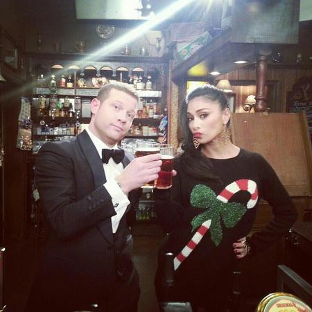 SHOP! Nicole Scherzinger's Topshop Christmas jumper
