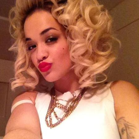 Rita Ora nails the Marilyn Monroe look in Germany
