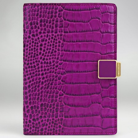 Smythson passport cover