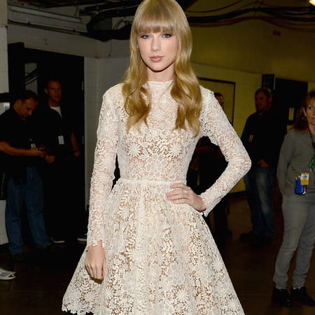 Taylor Swift at 2012 Grammy nominations
