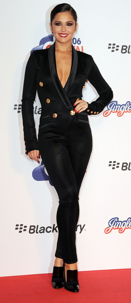 Masculine Fashion Trend Cheryl Cole
