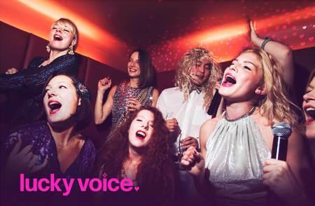 lucky voice karaoke