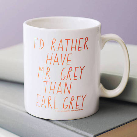 Fifty Shades of Grey mug