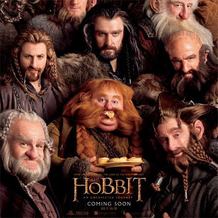 The Hobbit dwarfs
