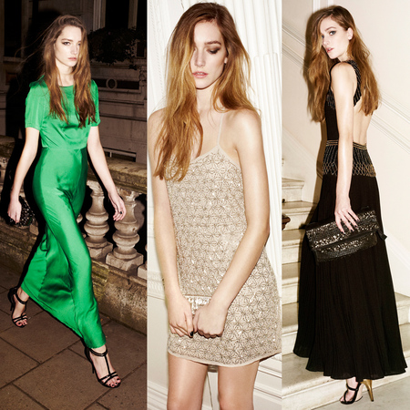 Topshop Limited Edition Christmas Party dresses