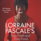 Lorraine Pascale talks about her fridge essentials