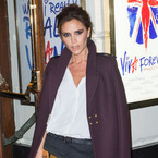 Victoria Beckham is sharp & sultry for Viva Forever