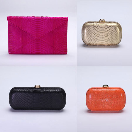 BAG LOVE: Alexandra Declaris party clutches
