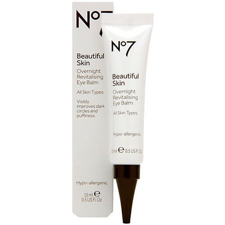 No7 Overnight Revitalising Eye Balm