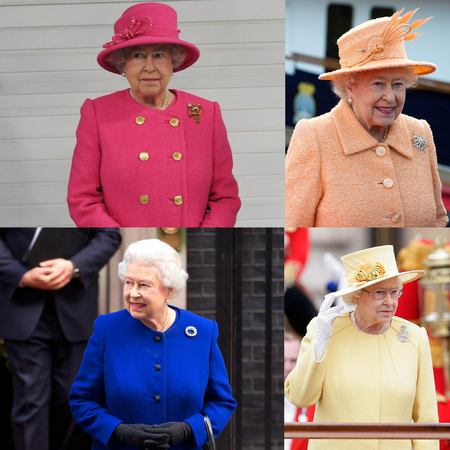 COLOUR CRUSH: Queen Elizabeth II