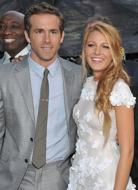 Ryan Reynolds and Blake Lively