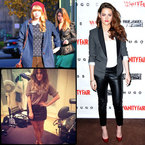CELEBRITY TREND: High-street style