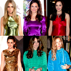 CELEBRITY TREND: Quality Street shades for party season 2012