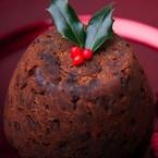 Fruity Ribena Christmas pudding recipe
