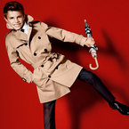 Romeo Beckham makes modelling debut in Burberry SS13 campaign