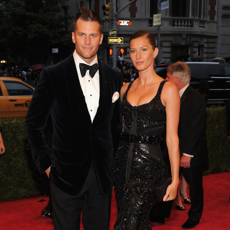 Giselle Bundchen and Tom Brady
