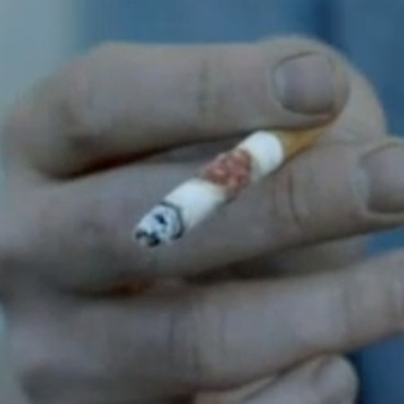 anti smoking tumour campaign video