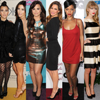 PARTY STYLE: Celebrity dress ideas for New Year's Eve