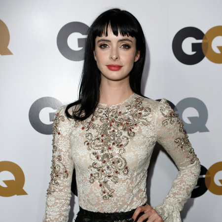 Krysten Ritter at GQ awards