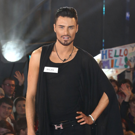 Rylan Clark enters CBB house