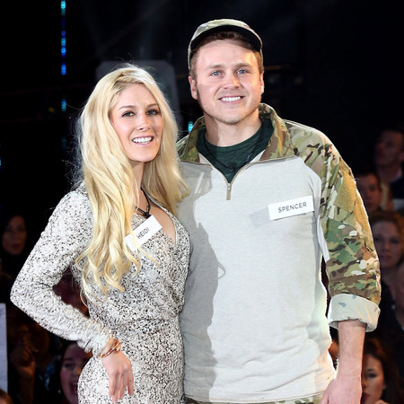 Spencer Pratt (really?! Oh go on then Spence...)