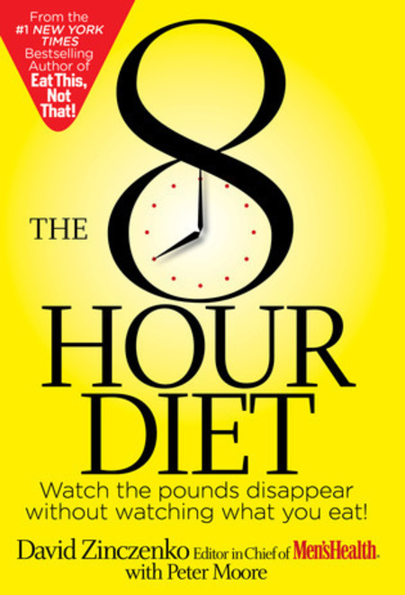 The 8 Hour diet book